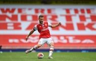 Arteta xác nhận, Arsenal đứng trước kịch bản mất đi trụ cột hàng thủ