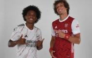 Luiz và Willian lôi kéo cựu sao Brazil về Arsenal