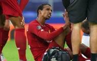 XONG! Klopp xác nhận, Liverpool mất trung vệ thép 3 tuần