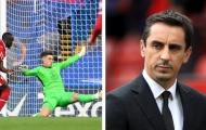 Gary Neville: 'Số phận của cậu ấy đã chấm dứt tại Chelsea'
