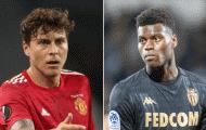 Ngán ngẩm Lindelof, Man United tức tốc liên hệ 'ngọc quý' Monaco