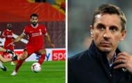 Gary Neville: 'Salah có hành động quá ích kỷ'