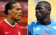 'Liverpool sẽ không tốt hơn nếu chiêu mộ Koulibaly'