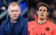Paul Scholes chỉ ra sai lầm của Man Utd khi chiêu mộ Cavani