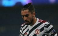 Man United đón tin cực vui từ Alex Telles