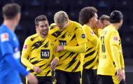 Erling Haaland lập poker, Borussia Dortmund ngược dòng kịch tính