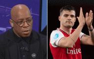 Ian Wright chỉ ra tiền vệ chơi tệ nhất của Arsenal