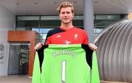 Tân binh Karius gây ấn tượng mạnh cho BHL Liverpool