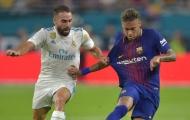 Người Real xác nhận Neymar tuyên bố sẽ về Bernabeu