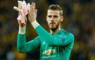 Đã có động thái mới, Man Utd tự tin giữ được De Gea
