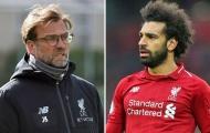 Liverpool có thêm lý do để lo trước derby Manchester