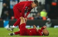 Fabinho chấn thương, Jurgen Klopp đưa ra 4 giải pháp cho Liverpool