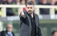 Gattuso từ chối 18 CLB trước khi đến Napoli