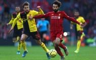 'Salah có khác gì Messi'
