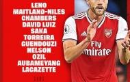 CĐV Arsenal: 'Quá rõ rồi, xin chào tạm biệt'