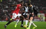 Sự thật về bức ảnh Pogba nhảy nhót vui vẻ dù chấn thương