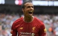 'Trung vệ thép' trở lại, CĐV Liverpool vẫn không cho đá