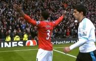 Ngày này năm xưa, Evra khiến Liverpool 'tức điên' tại Old Trafford