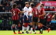 Lộ diện cầu thủ 'chơi bẩn' nhất Premier League