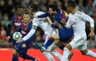 Không Ronaldo, Messi bỗng 'vô hại' tại El Clasico