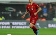 Liverpool đã chọn xong người thay 'tội đồ' Lovren