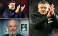 'Man Utd vẫn nên chọn Pochettino thay Solskjaer'