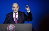 FIFA 'chơi lớn' giúp WHO chống lại Corona
