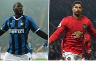 Lukaku - Rashford, các CĐV Man Utd chọn ai?