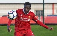 Liverpool đứng trước nguy cơ mất sao trẻ