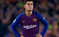 Người đại diện khẳng định chắc nịch tương lai của Coutinho