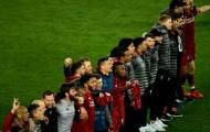 3 ngày trước trận chung kết, điều này diễn ra và Liverpool ẵm cúp