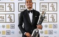 Đồng đội nói lời thật lòng về cơ hội giành Quả bóng Vàng của Van Dijk