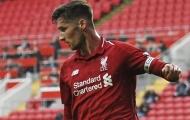 Sao trẻ lạ lẫm Liverpool thu hút sự quan tâm từ nước Đức