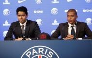 Chấm dứt! Chủ tịch PSG khẳng định tương lai Mbappe cực gắt