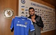 Đây, cách Chelsea đã ''lật kèo'' vụ Salah năm 2014