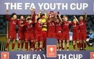 Lần đầu trong lịch sử, Liverpool chính thức cho đội trẻ ''thử lửa''