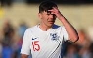 Báo Anh: Dortmund muốn tái lập ''kỳ tích Sancho'' với em họ Gerrard