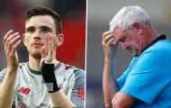 Sao Liverpool lên tiếng bảo vệ thầy cũ giữa 'bão' chỉ trích