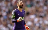 Cầm hòa 'nhà vua', thủ môn Spurs thẳng thắn nói về cuộc đua danh hiệu