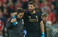 Liverpool vẫn chưa hết sốt ruột với bộ đôi thương binh