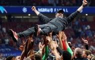 Sau vinh dự to lớn, Klopp gửi lời tri ân tới toàn đội Liverpool