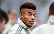 Mục tiêu của M.U nghỉ hết năm do chấn thương trận gặp Chelsea