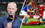 Huyền thoại Premier League: 'Tôi không nghĩ đó là penalty'