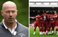 Vì sao Man City sẽ không thể vượt mặt Liverpool? Alan Shearer có câu trả lời