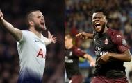 AC Milan nhắm 3 cầu thủ Spurs, sẵn sàng dùng 1 ''vật hiến tế''