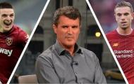 Roy Keane châm biếm: ''2 cậu ấy nên ngồi bình luận trong phòng thu là hơn''