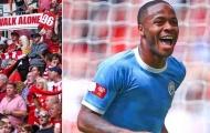 'Tôi thực sự rất vui khi ghi bàn thắng đầu tiên của mình vào lưới họ'