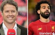 Michael Owen nói về Salah: ''Tâm trí đơn hướng'' và nỗi ám ảnh làm bàn