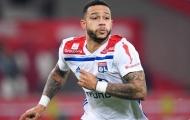 'Tận dụng' chấn thương, Lyon lên kế hoạch trói chân Memphis Depay