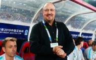 Muốn tái ngộ 2 học trò cũ ở Trung Quốc, Rafa Benitez sẵn sàng ''vung tiền''